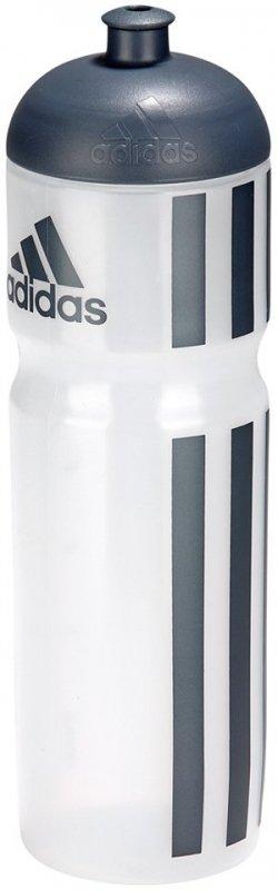 adidas Trinkflasche 0,75 L - transparent