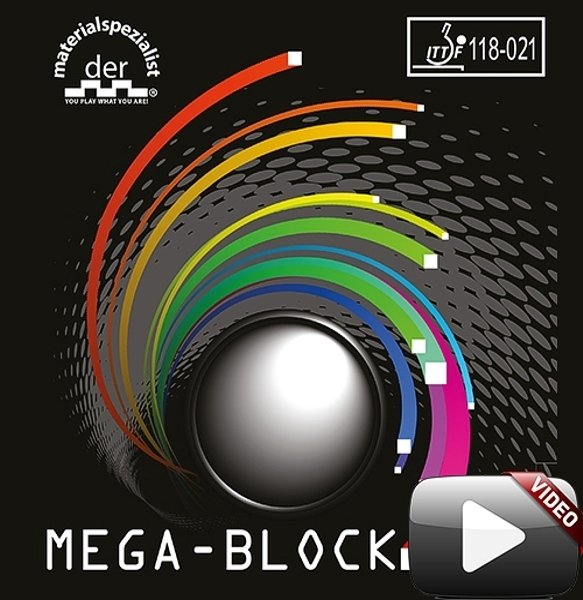 der materialspezialist Mega Block Anti