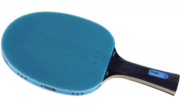Stiga Schläger Pure Color Advance cyanblau konkav