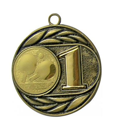 Medaille 50 mm Zahl
