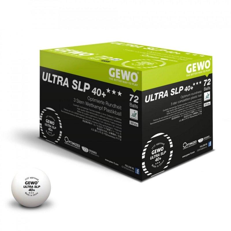 Gewo Ultra SLP 40+ 72er weiß