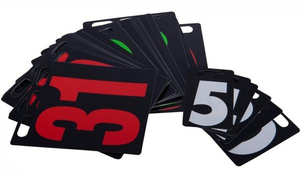 TSP Ersatzzahlen Zählgerät