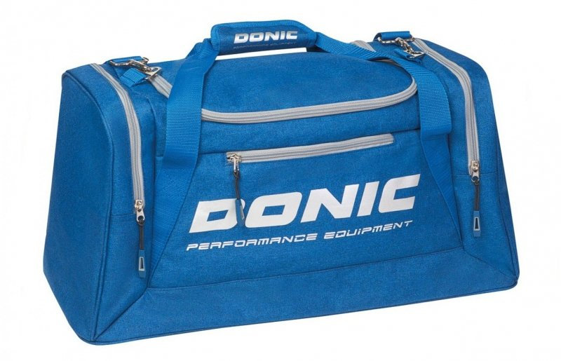 Donic Tasche Snipe blau/melange