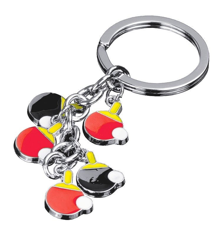 Tibhar Schlüsselanhänger Silberschläger