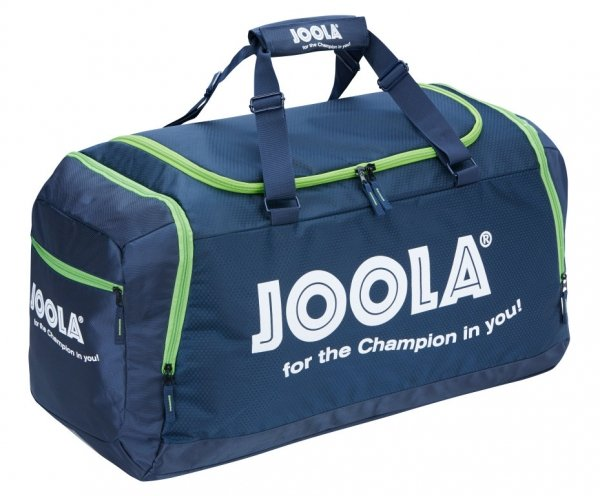 Joola Tasche Compact 18 navy/grün