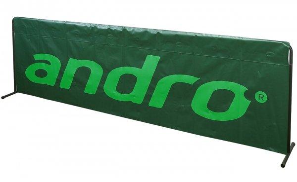 andro Umrandung Basic 2,33m x 70cm grün