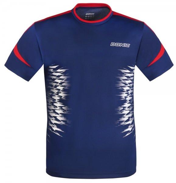 Donic T-Shirt Level marine