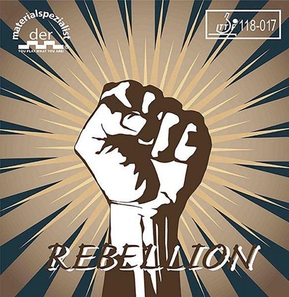 der materialspezialist Rebellion