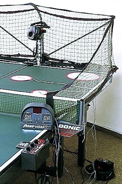 Donic Pong Master Spiel