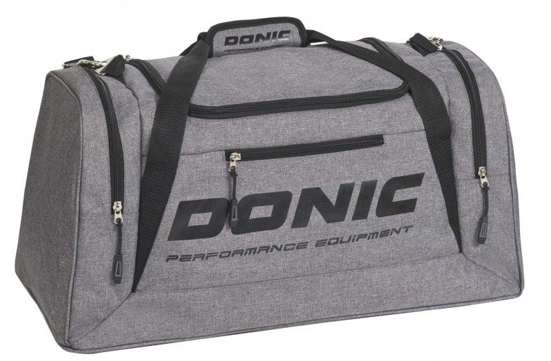 donic Tasche Snipe grau/melange