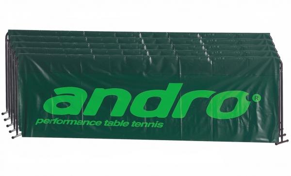 andro Umrandung STABILO 5er-Paket 2,33m x 70cm grün