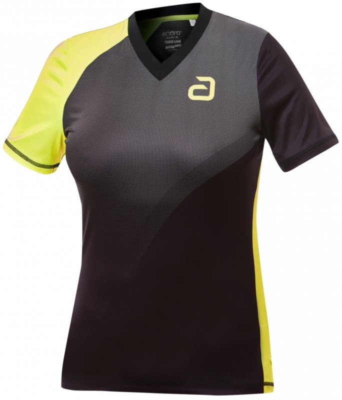 andro Campell Women Shirt vorn