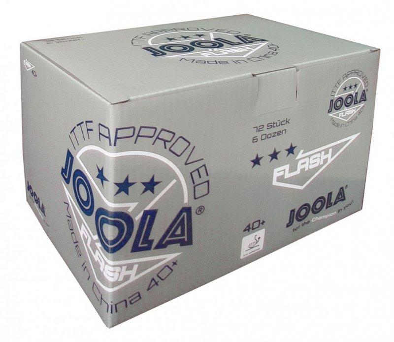 Joola Flash 40+ 72er weiß