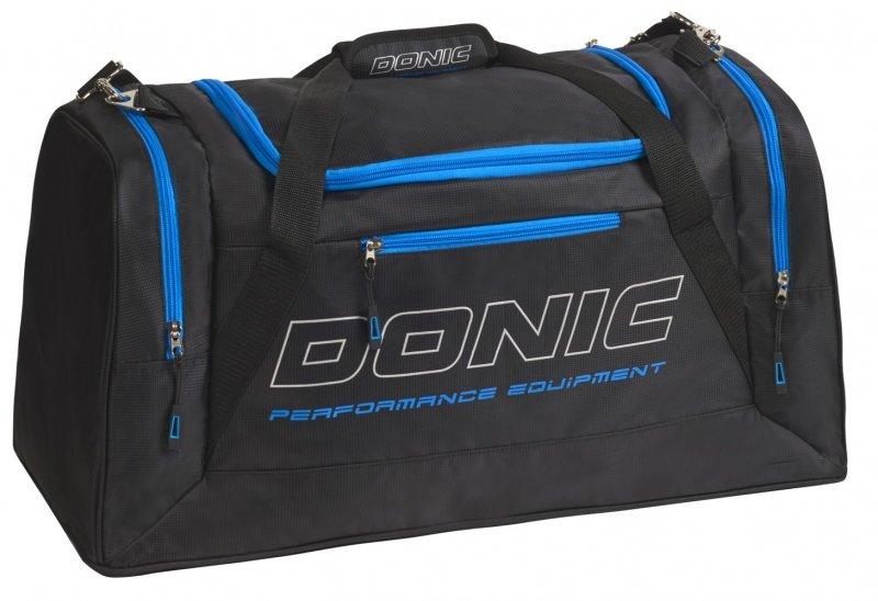 donic Tasche Sentinel schwarz/cyan