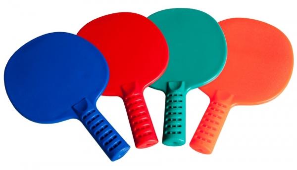 TSP Kunststoffschläger grün