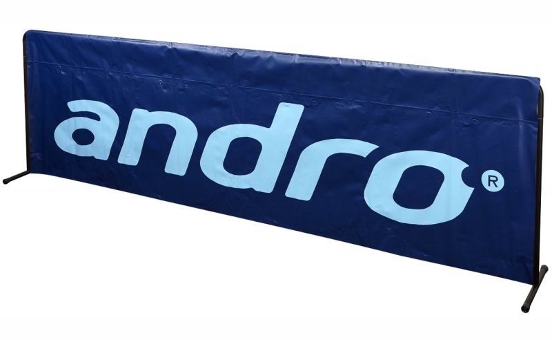 andro Umrandung Basic 2,33m x 70cm blau