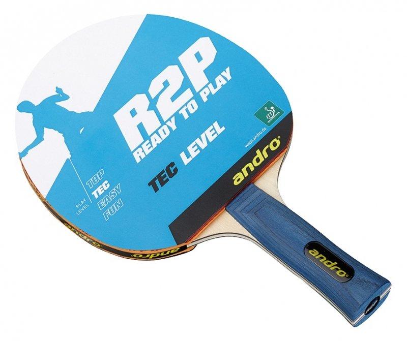 andro Schläger R2P Tec Level konkav