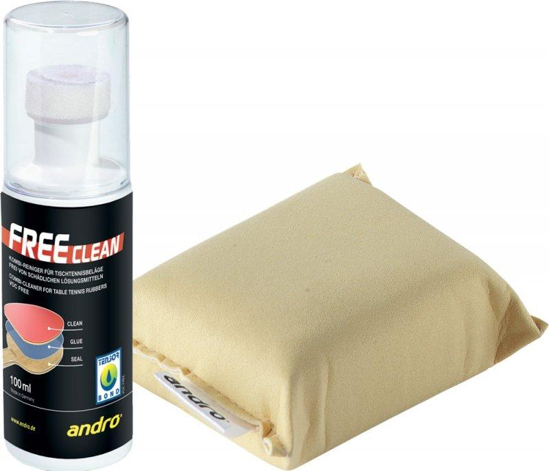 andro Belagreinigungsset Free Clean