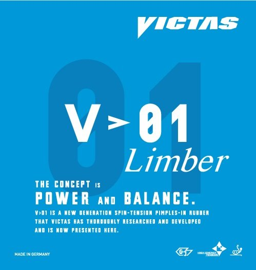 Victas V>01 Limber