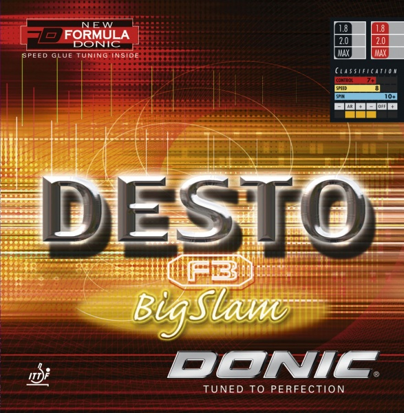 Donic Desto F3 BigSlam