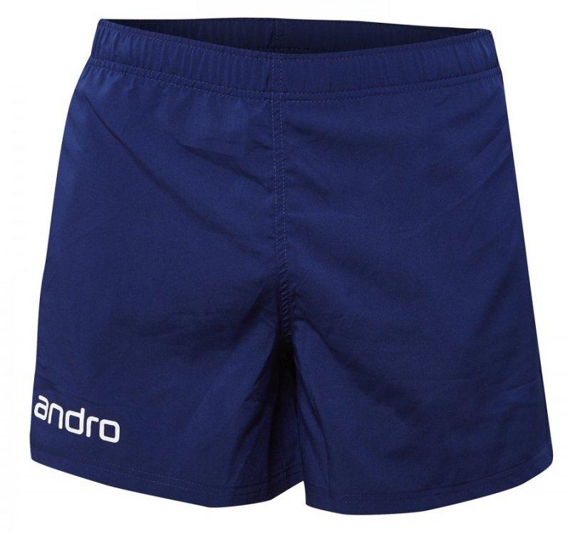 andro Short Mason blau