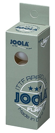 Joola *** Flash 40+ nahtlos 3er/6er-Pack weiss