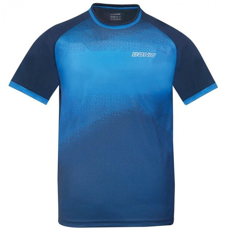 Donic T-Shirt Agile royalblau/marine