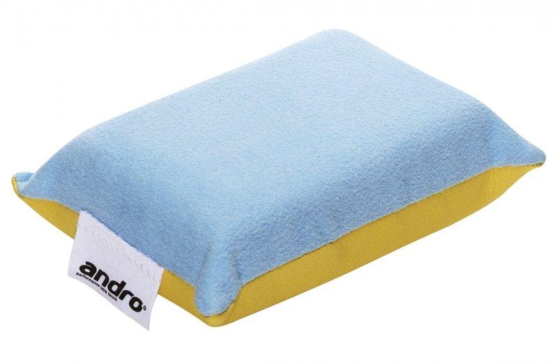 andro Reinigungsschwamm Leder-Mikrofaser