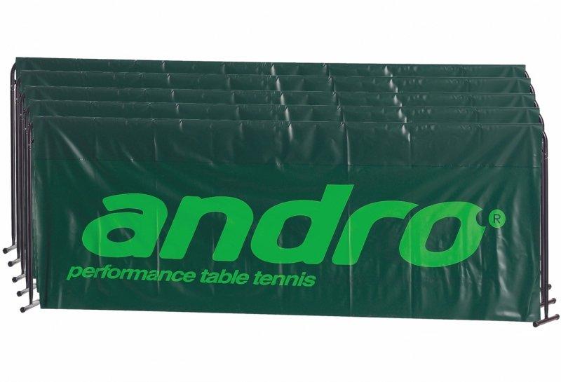 andro Umrandung STABILO 5er-Paket 2,33m x 90cm grün