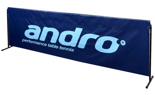 andro Umrandung STABILO 2,33m x 70cm blau