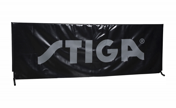 Stiga Umrandung 2,00m x 70cm schwarz