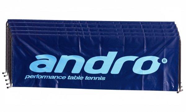 andro Umrandung STABILO 5er-Paket 2,33m x 70cm blau