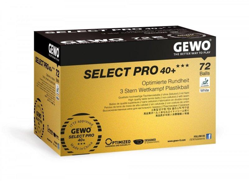 Gewo Select Pro 40+ 72er weiß