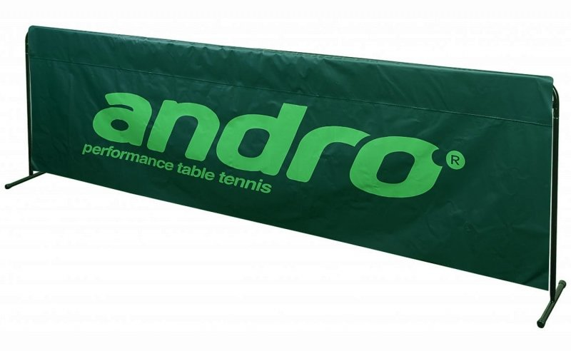 andro Umrandung STABILO 2,33m x 70cm grün