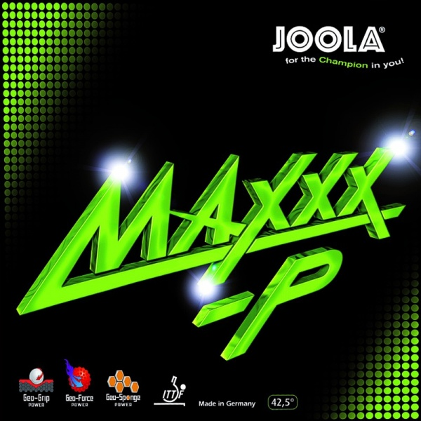Joola Maxxx P