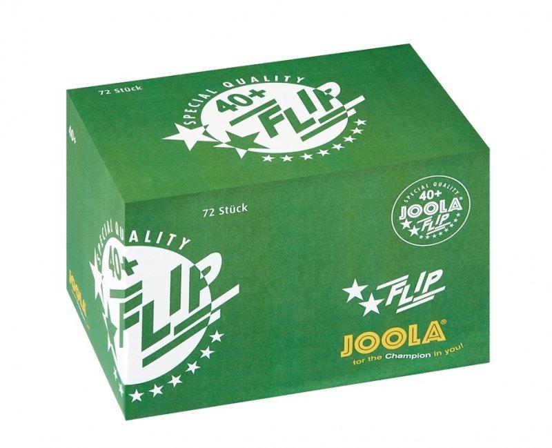 Joola Flip 40+ 72er weiß