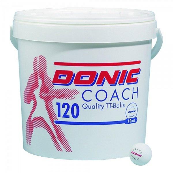 Donic Trainingsball Coach 120er-Balleimer