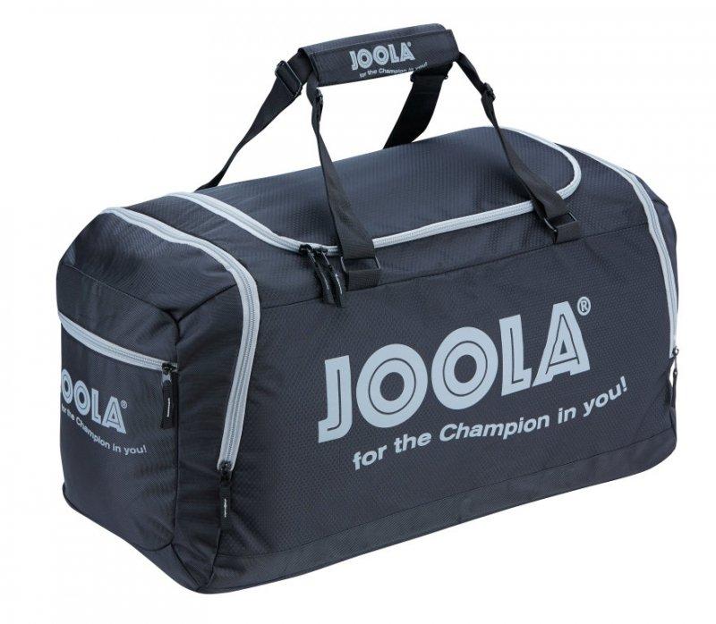 Joola Tasche Compact 18 schwarz/silber