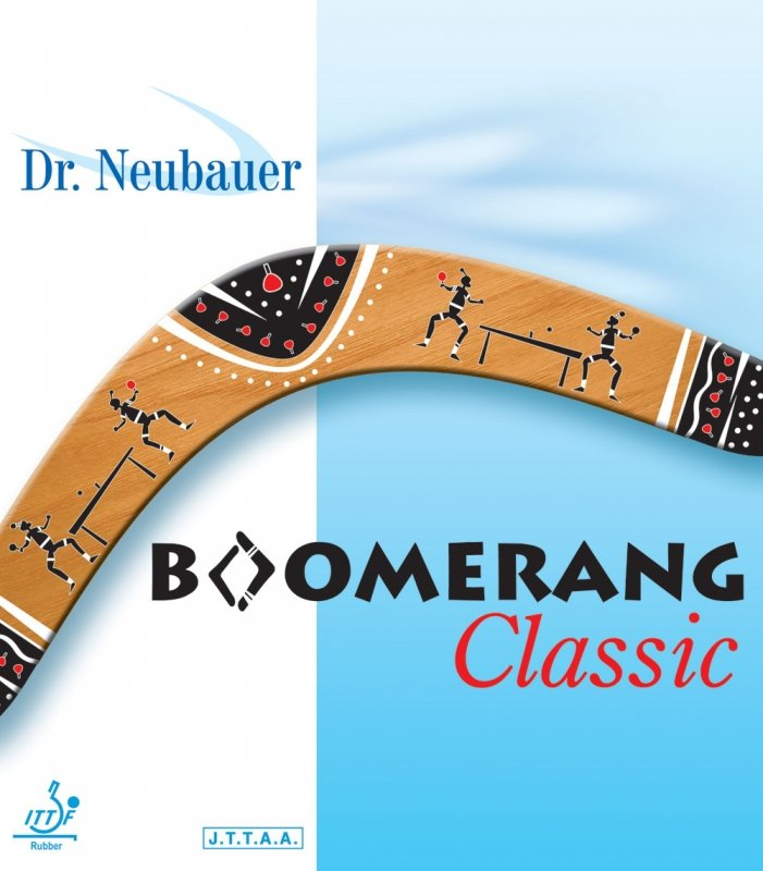 Dr. Neubauer Boomerang Classic